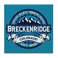 Breckenridge Ice Tile Coaster