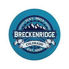 """Breckenridge Ice 3.5"""" Button"""