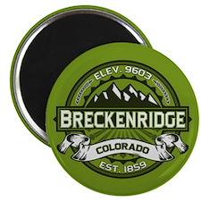 Breckenridge Green Magnet
