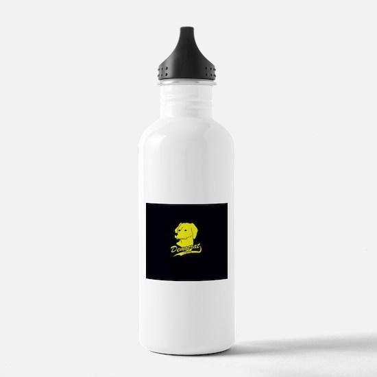 Yellow Dog Democrat Water Bottle