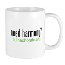 Need Harmony - Edina Chorale Mug