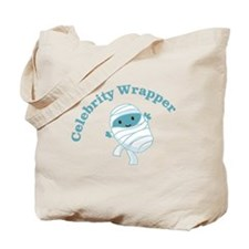 Celebrity Wrapper Tote Bag