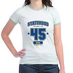Statehood Utah Jr. Ringer T-Shirt