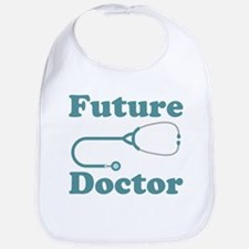 Future Doctor With Stethoscope Bib