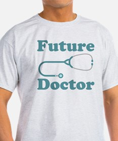 Future Doctor With Stethoscope T-Shirt