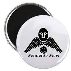 Memento Mori Magnet