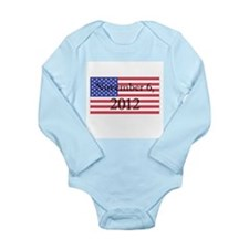 Election Day Shirt Long Sleeve Infant Bodysuit