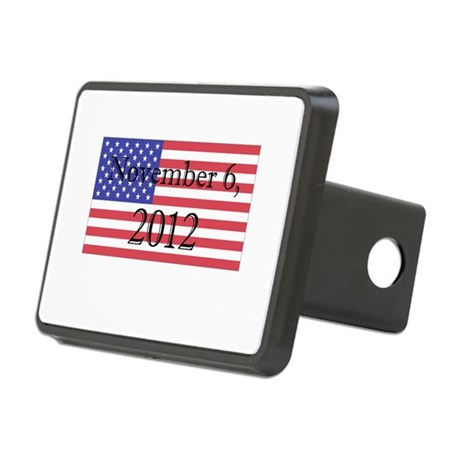 Election Day Shirt Rectangular Hitch Cover