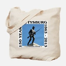 Gettysburg - 1st Minnesota Infantry Tote Bag
