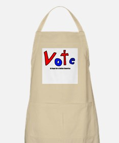 Vote - In Hope For A Better America Apron