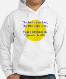 Make A Difference Hoodie
