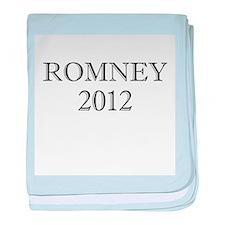Romney 2012 baby blanket