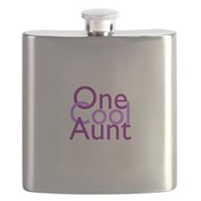 One Cool Aunt Flask