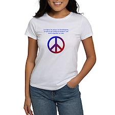 Peace In DC Tee
