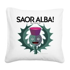 Free Square Canvas Pillow