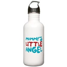 Mommy's Little Angel Water Bottle