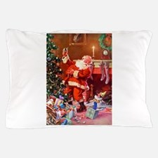 It Was The Night Before Christmas Pillow Case