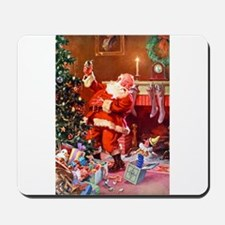 It Was The Night Before Christmas Mousepad