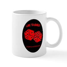 DICE - GAMBLE Mug