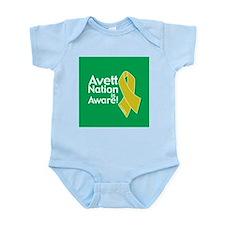 Avett Nation is Aware Infant Bodysuit