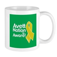 Avett Nation is Aware Mug