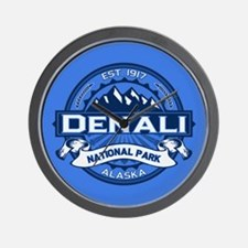Denali Ice Wall Clock