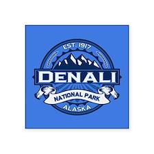 """Denali Ice Square Sticker 3"""" x 3"""""""