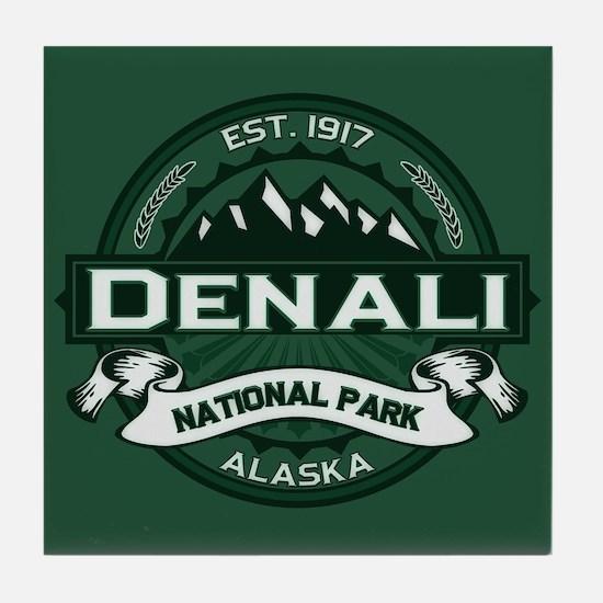 Denali Forest Tile Coaster