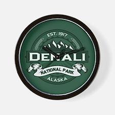 Denali Forest Wall Clock