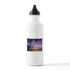 Sailing Through Paradise Water Bottle