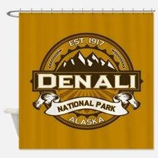 Denali Goldenrod Shower Curtain