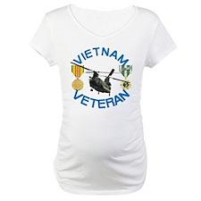 Chinook Vietnam Veteran Shirt