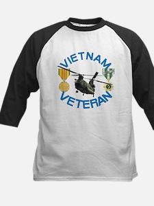 Chinook Vietnam Veteran Tee