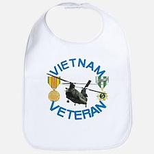 Chinook Vietnam Veteran Bib