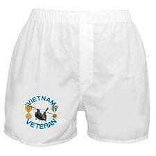 Chinook Vietnam Veteran Boxer Shorts