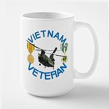 Chinook Vietnam Veteran Mug
