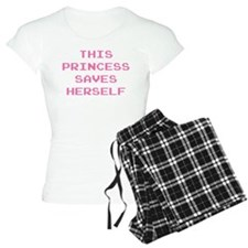 This Princess Saves Herself Pajamas