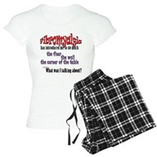 Fibromyalgia Introduction pajamas