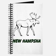 Hampsha moose Journal