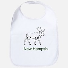 Hampsha moose Bib