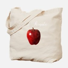Cute Evil regal Tote Bag