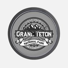 Grand Teton Ansel Adams Wall Clock