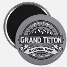 Grand Teton Ansel Adams Magnet