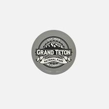 Grand Teton Ansel Adams Mini Button