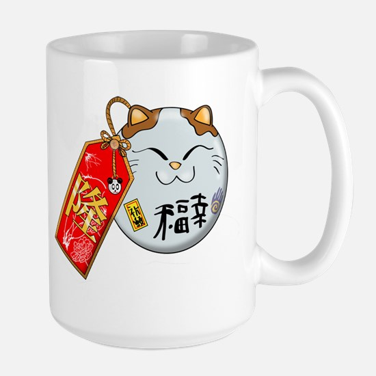 GOOD-LUCK.png Mugs