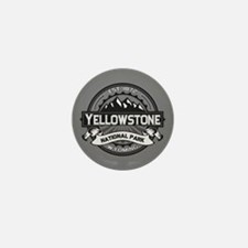 Yellowstone Ansel Adams Mini Button