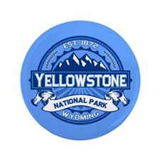 "Yellowstone Blue 3.5"" Button"
