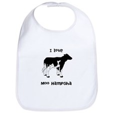 Moo Hampsha Bib