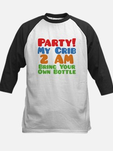 Party My Crib 2 AM BYOB Tee