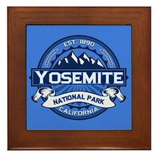 Yosemite Blue Framed Tile